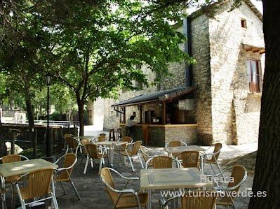TURISMO VERDE HUESCA. Centro de Vacaciones Morillo de Tou.